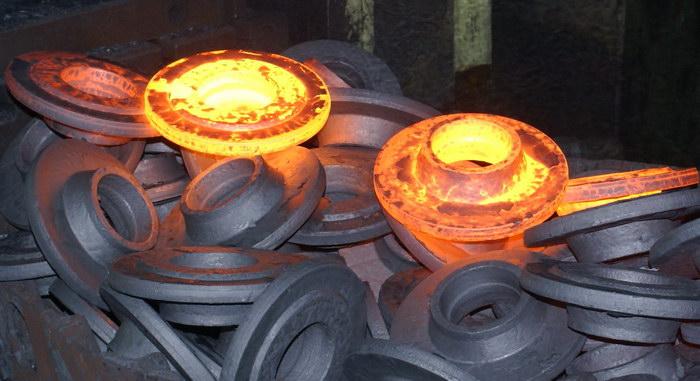 Поковка сталь